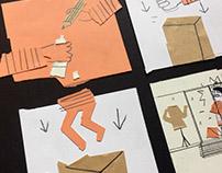 Peripécias de uma ilustradora (comics)