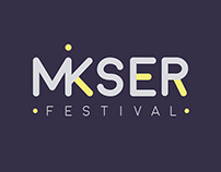 Visual Identity // Mikser Festival