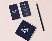 Beauty Bar Branding