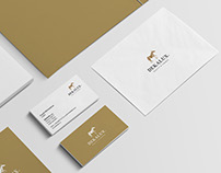 Dekalux - reality & investment | visual identity