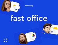 Fast Office / branding