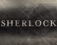Sherlock Title Sequence