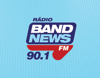 Rádio Band News ES | 1 Ano