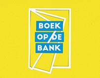 Boek op de Bank 2016, literature festival