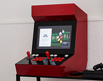 Bartop Arcade - Crafts