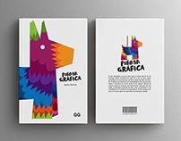 Book piñata gráfica
