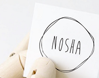 Nosha Branding and Identity