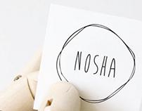 Nosha Branding and Identity