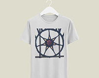 GOT SEVEN POINTED STAR T-SHIRT