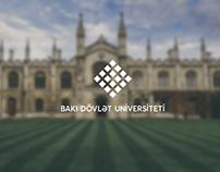 Baku State University / Logo and Branding