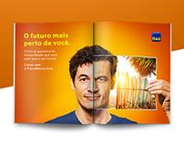 Novo Posicionamento :: Previdência PJ Itaú