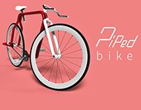 Piped Bike