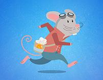 Ratón Pérez para El Tiempo