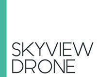 Propositions de logo - Skyview drone