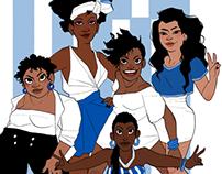 Modern Disney Girls IV