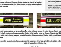 Bus Number - Thinking Design Challenge