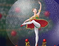 Primadonna Noel: Christmas Card 2018