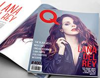 Q Magazine Redesign