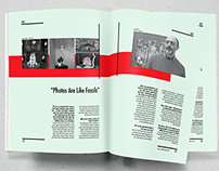 Making the Grid-Swiss Style Magazine Design