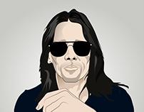 MYLES KENNEDY avatar drawing