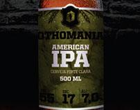 Desenvolvimento de Rótulos - Cervejaria Othomania