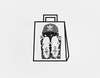 adidas CLICK & COLLECT