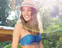 Patterns for Pilpel Swimwear - By Gottex Brands.