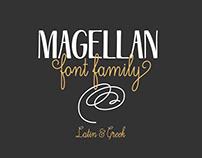 Magellan Font family