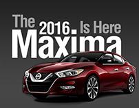 Nissan Maxima for Lia Nissan