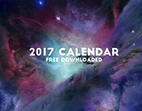 Calendar 2017 Free downloaded