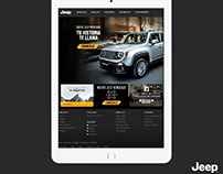 Jeep Argentina - Redes Sociales - FCB&FiRe