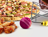 Pakistan Super League Deal - Broadway Pizza