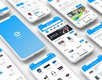 eStores iOS App