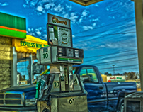 Gas in HDR