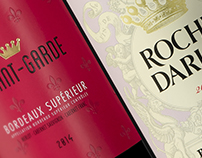 Avant Garde & Roche d'Arjac, vins de Bordeaux