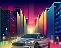 Ford Finger Drive - GTB