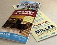 Miller Mitigation Brochure