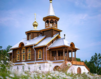 Churches of Siberia Part I