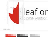 leaf ordinary - 2012