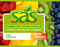 Packaging - SAS Pulpa Fruta