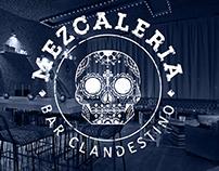 Mezcaleria Bar—Rebranding