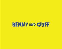 Benny & Griff Logo