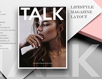 TALK | LIFESTYLE MAGAZINE