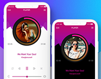 iPhoneX Music