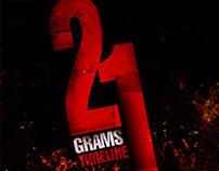 21 Grams Timeline