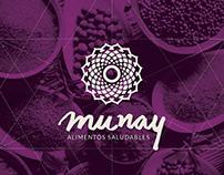 Munay · alimentos saludables