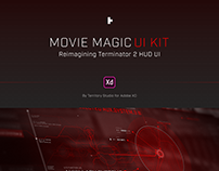 Adobe XD Movie Magic UI Kit