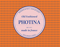 Photina Type Specimen Book