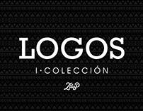 Logos Colección I - Zilap Estudio
