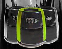 Advertising: Music Bullet